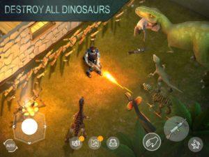Jurassic Survival apk mod