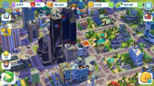 City Mania Mod Apk