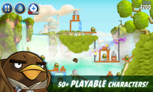 angry birds star wars 2 mod apk unlimited money