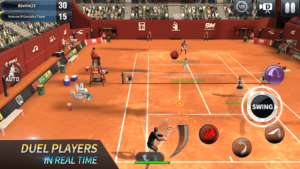 ultimate tennis mod apk download