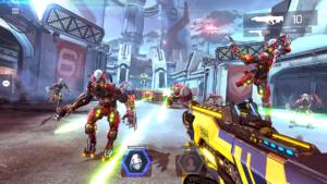 Shadowgun Deadzone mod apk