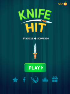 Knife Hit Mod Apk V1.8.8
