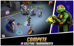 Ninja Turtles Legends apk mod