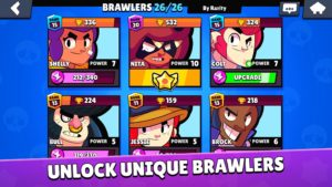 download Brawl Stars Mod Apk