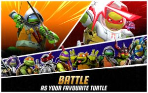 Ninja Turtles Legends Mod Apk download