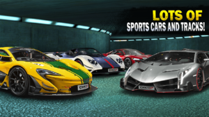 Crazy For Speed Mod Apk
