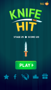 Knife Hit Mod Apk download