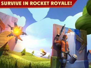 Rocket Royale Mod Apk download