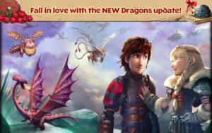 Dragon Rise Of Berk apk mod