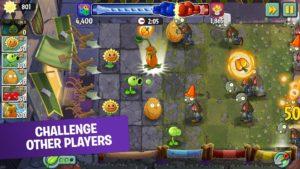 Plants vs Zombies 2 Mod Apk unlimited coins