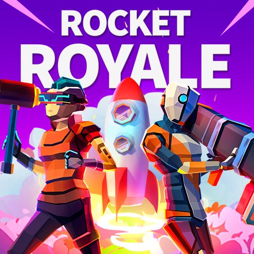Rocket Royale Mod Apk