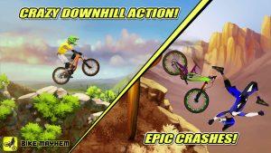 bike mayhem mountain racing mod apk