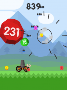 ball blast mod apk download