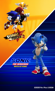 Sonic Forces Mod Apk download