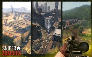 Sniper Zombies Mod Apk