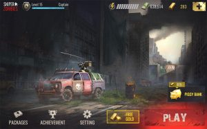 Sniper Zombies apk mod