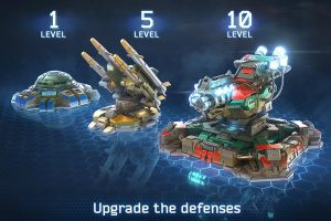 Battle For The Galaxy apk mod