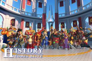 Rise of Kingdoms Mod Apk download