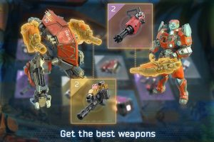 Battle For The Galaxy Mod Apk v4.1.5