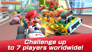 mario kart tour mod apk download