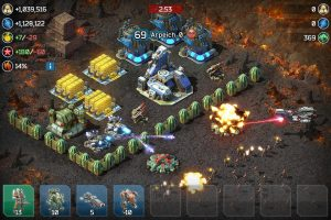 Battle For The Galaxy Mod Apk