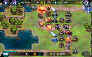 Tower Defence Mod Apk