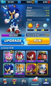 Sonic Forces Mod Apk v2.17.0