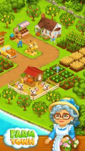 Farm Town apk mod