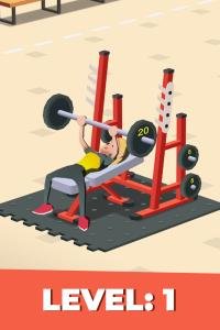 Idle Fitness Gym Tycoon Apk Mod