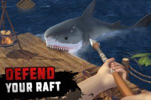 Survival on Raft Apk Mod