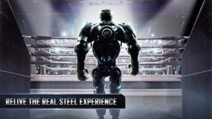 Real Steel mod apk