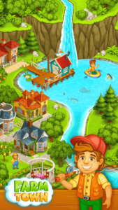 Farm Town mod apk Download
