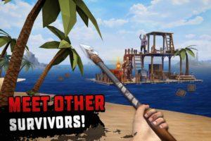 Survival on Raft Mod Apk Download