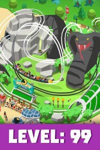 Idle Theme Park Tycoon Apk Mod