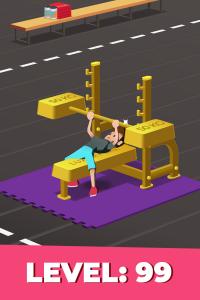 Idle Fitness Gym Tycoon Mod Apk
