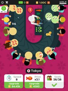Sushi Bar Mod Apk Download