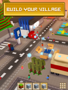 Block Craft 3D Mod Apk download