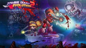 Zombie Diary 2 Mod Apk download