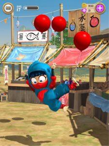 Clumsy Ninja apk mod
