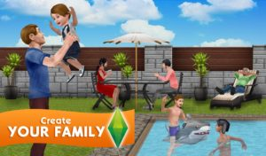 the Sims Free Play Mod Apk