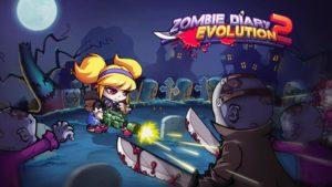 Zombie Diary 2 apk mod
