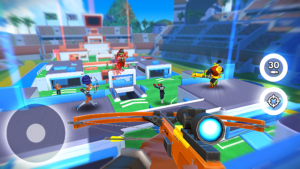 FRAG Pro Shooter Mod Apk download